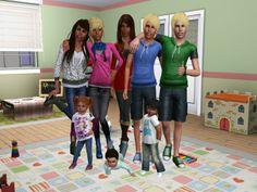 100 Baby Challenge - Teil 84: Die Zwillinge Hilary und Ian haben Geburtstag, Brians Töchter Julianne und Kelly werden älter
