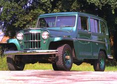 Willys Jeep Station Wagon Wikipedia Jeep