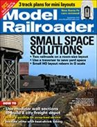 Here is the cover of the Model Railroader for September 2012.  These magazine are great to read and they have a lot of great ideas and suggestions to work with when working on your own layout.