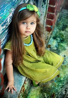 Kids Clothing Pictures : theBERRY #Kids #portrait #style #clothes