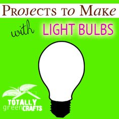 I have been loving light bulb terrariums lately, and decided to share with you some repurposed light bulb projects I've found in my searches. Pin It