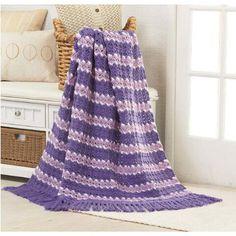 Herrschners® Luna Moon Crochet Afghan Kit Was: $49.99                     Now: $34.99