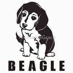 BEAGLE LOVER BEAGLE DOGS PET, PET T-SHIRT WHITE