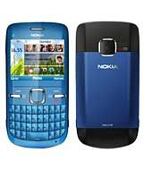 Enjoy easy text entry with the physical QWERTY keyboard, Wi-Fi connectivity, and a full spectrum of messaging capabilities.Nicely affordable, the Nokia C3 is a great choice for first-time smartphone users with easy set-up of e-mail using the built-in Ovi Mail and Ovi Chat without the need for a PC. The Nokia C3 combines the world's most popular mobile phone platform--Series 40--with a full QWERTY keyboard. Follow the flow of your text messaging with a conversational layout of back-and-forth…