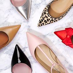 We're happy to introduce you to Allie, the latest addition to the Shoes of Prey family, and no doubt, your shoe closet.