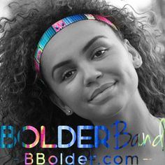 Lots of fun colors and patterns available in Bolder Band Headbands. Be the bold, beautiful you!