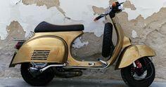 more pictures: www.thescooterider.com     Vespa 150  Sprint  Veloce  /  Año  1978 /  No hay ningún  compo...