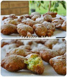 La cucina di Federica: Frittelle dolci di zucchine