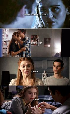 NORTH STAR (Polaris) 1. A star that does not appear to move in the sky which can guide one's way home. 2. Something constant and dependable in an ever changing world. #Stydia