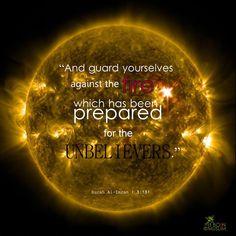 Surah Al-Imran (The Family of Imran)   3 : 131