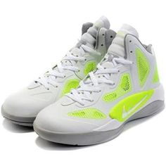 www.asneakers4u.com/ Nike Zoom Hyperfuse 2011 White/Green