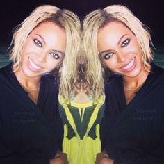 Beyonce new hair cut