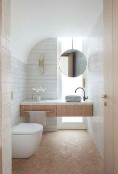 Bathroom Inspo, Bathroom Inspiration, Interior Inspiration, Australian Architecture, Interior Architecture, Interior Exterior, Bathroom Interior Design, Bathroom Renos, Bathroom Mirrors