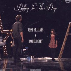 "Season 2 St. Berry redux?™ 2x21 ""Funeral,"" they both sang ""Rolling in the Deep"" by Adele"