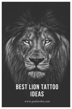 Lion tattoos hold different meanings. - Lion tattoos hold different meanings. Lions are known to be proud and courageous creatures. Lion Leg Tattoo, Lion Tattoo Sleeves, Lion Head Tattoos, Lion Tattoo Design, Tattoo Designs Men, Leg Tattoos, Girl Tattoos, Sleeve Tattoos, Lion Tattoo On Back