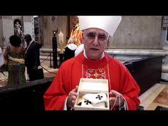 Mensaje de monseñor Lozano al recibir el palio del papa Francisco