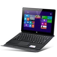 MeeGoPad F10 Windows 8.1 Tablet with Detachable Keyboard | AnuncialoVenezuela.com