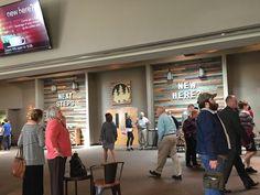 welcome center designs | 25+ Best Ideas about Church Welcome Center on Pinterest | Church foyer ...
