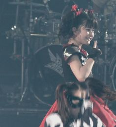 A sea of BabyMetal's Gifs (update every month) #Babymetal - #YuiMetal