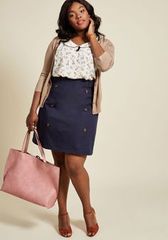 Just as Imagined Sleeveless Top in Blossom. With your dreamy fashion sense, envisioning your ideal ensemble is an all-day affair. #cream #modcloth