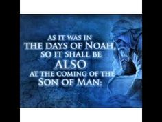 Rapture Alert! What Was It Like In The Days Of Noah? Hint, Its MUCH Wors...