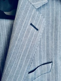 Made To Measure Suits, Tie Clip, Cufflinks, Coat, Design, Fashion, Moda, Sewing Coat, Fashion Styles