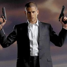 Prison Break: Wentworth Miller-Michael Scofield