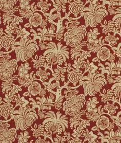 Robert Allen Gilardia Poppy Fabric - $632 | onlinefabricstore.net