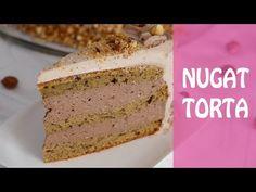 Torta sa punim okusom lješnjaka, laganog biskvita i jako fine kreme. Ova Nugat torta savršeni je recept za posebne prilike - rođendane, krštenja, svatove.