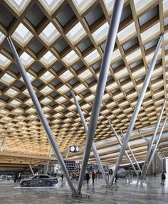 Gallery of Oslo Airport Expansion / Nordic – Office of Architecture - 50