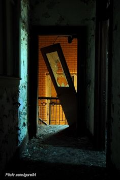 abandoned orphanage, Buffalo NY