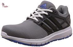 Adidas Energy Cloud Wtc M, Chaussures de Tennis Homme, Marron (Grigiogris/Negbas/Azul), 39 EU - Chaussures adidas (*Partner-Link)
