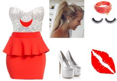 """Going to a Wedding"" by fashionboo-24 ❤ liked on Polyvore"