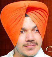 Manjeet Singh Ferozpuria Nikku Turban Style Turban