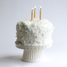 Frances Palmer Pottery pedestal cake plate