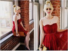 Dreamy Fluffy Dress - Dress - Retro, Indie and Unique Fashion