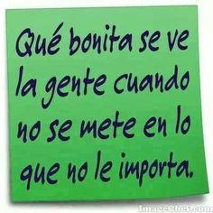 La verdad!!!