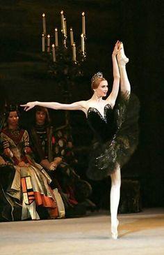 """Swan Lake"" # Svetlana Zakharova..."