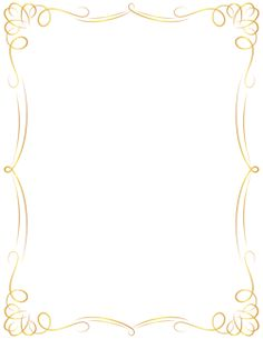 Microsoft word microsoft office clip art borders formal for Headshot border template