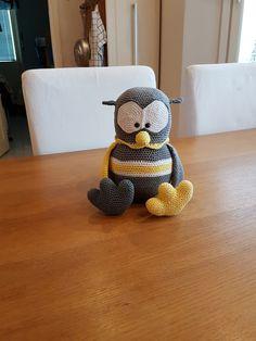 by MiaBina: Toinen pikku pöllö - Another Little Owl