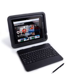 Gripcase - Gripcase Scribe for iPad 2,3,4