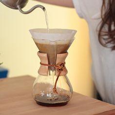 Chemex Coffeemaker at www.bleywaren.de