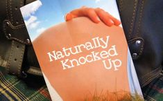 Natural Fertility Book Review-Naturally Knocked Up #infertility #fertility