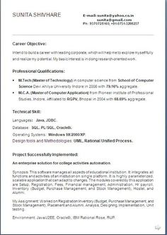 Distributed computing resume
