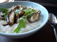 ... about Rice congee on Pinterest | Rice porridge, Brown rice and Rice
