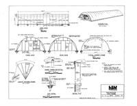 All kinds of free plans for building greenhouses from Louisiana State University this example: Greenhouse - Pipe Frame Frame design for a greenhouse made of conduit pipe.