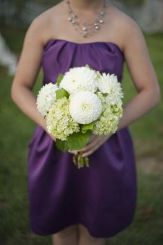 Pretty Bouquet! ~ Photography by justinmarantz.com