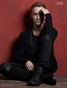 Glamoholic.com | Exclusive Interview - Tom Felton on 'Belle', 'Murder In The First' and Positive Influences!