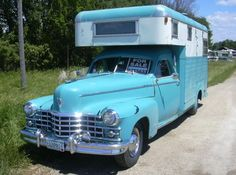 Motorhome Mania – Caddy-shack | Hemmings Blog: Classic and collectible cars and parts