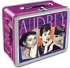 Audrey Hepburn Lunch Box
